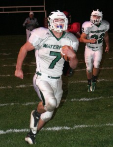 Waterford rolls over Grove in grid matchup