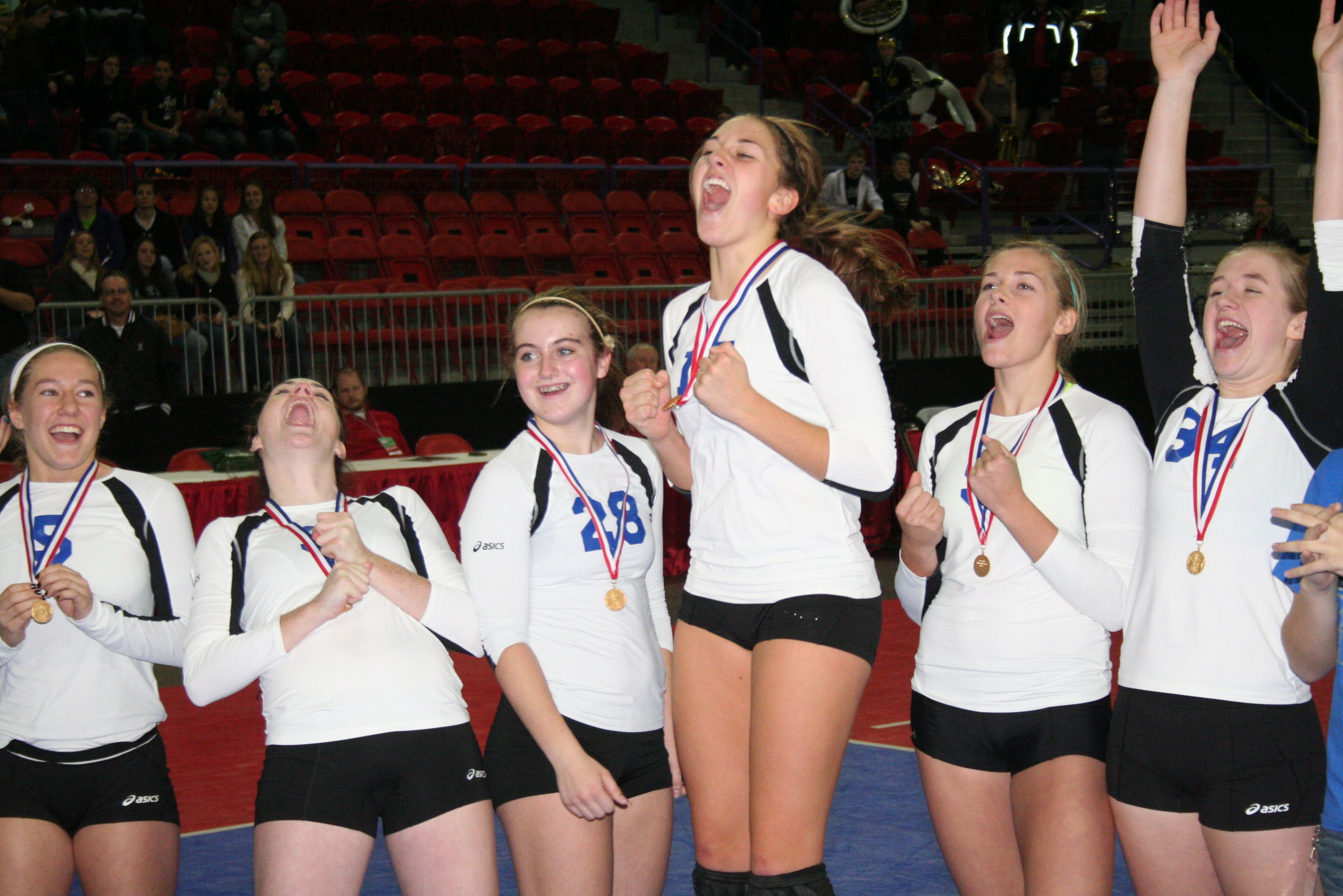 Championship Saturday from the Resch Center – CCHS wins state title