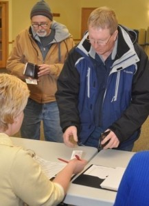 Light turnout makes for smooth voter ID rollout