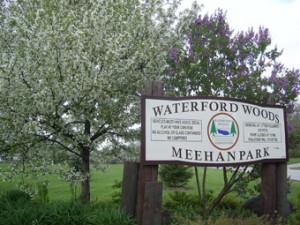 Shoving shouting match escalates into violence at Waterford park
