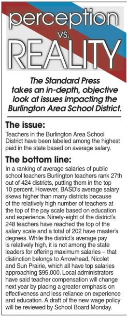 Number of veteran teachers drives BASD's high wage rank