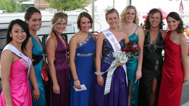 Janesville woman wins pageant on first try
