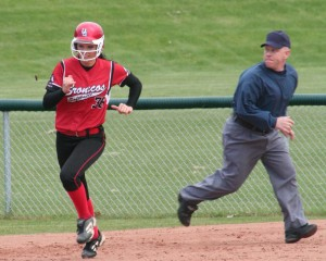 Bronco girls play poorly in 11-1 loss