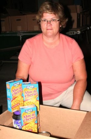 Love finds a way to fight summer hunger