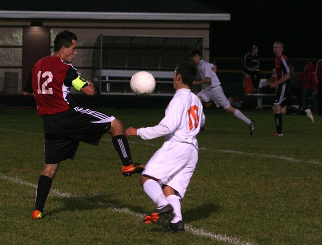Union Grove soccer one and done in playoffs