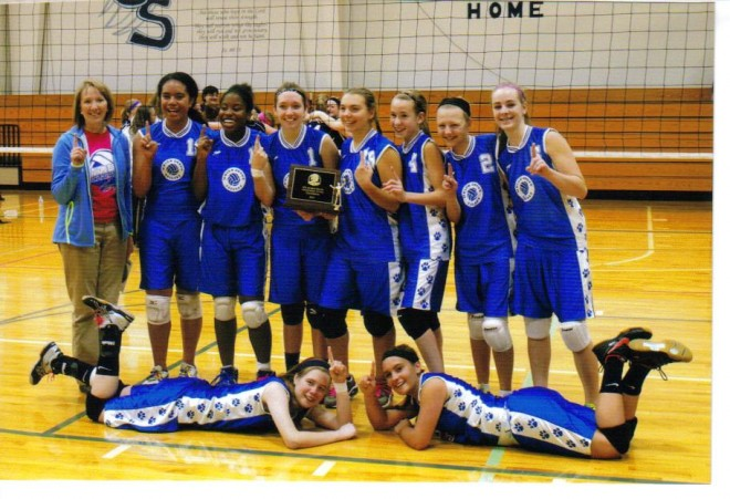 Union Grove Christian volleyball wins conference