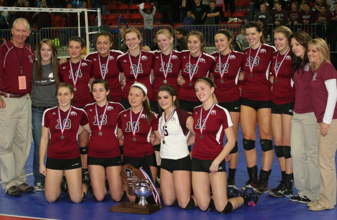 State volleyball unforgettable thanks to East Troy, Menomonee Falls, Westosha Central