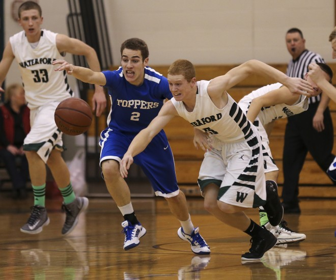 Catholic Central basketball loses 'heart and soul of team' to injury