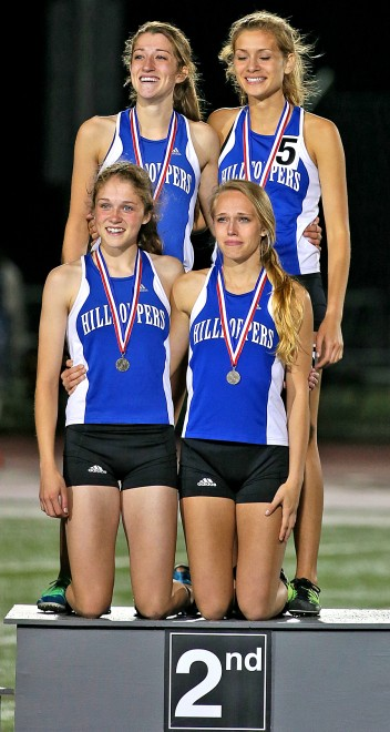 COACH OF THE YEAR: Mulhollon brought the goods to Catholic Central track
