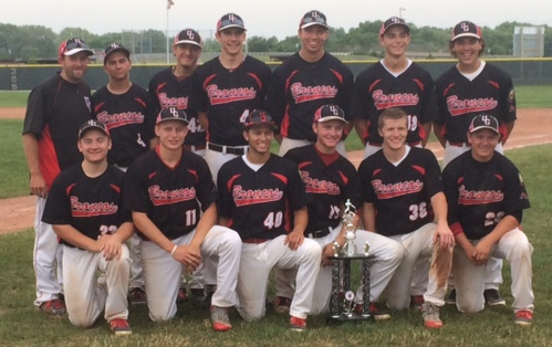 Union Grove legion advances to state tourney