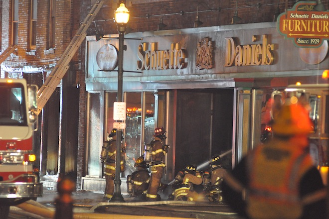 Schuette-Daniels owner still not certain about store's future