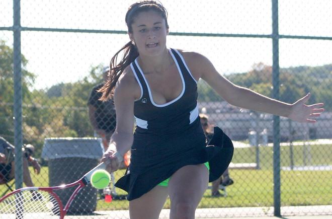 Burlington tennis seeks encore despite doubles deficit