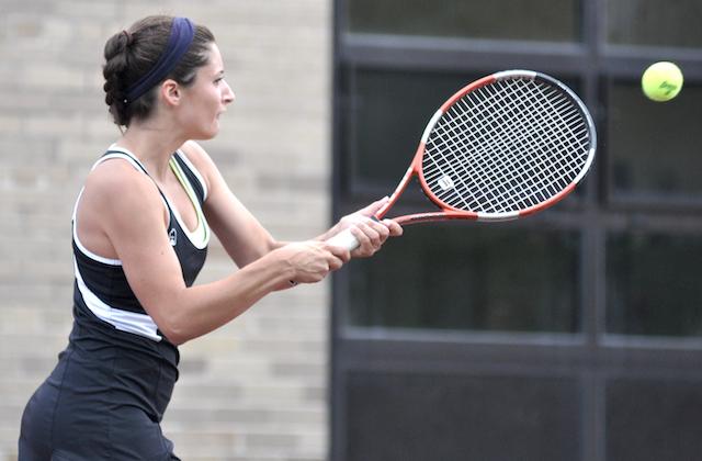 Burlington tennis remains perfect in SLC