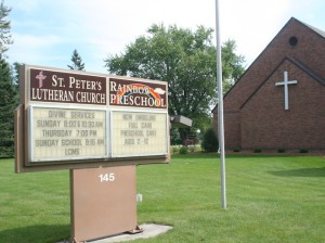 St. Peter's to celebrate 150 years