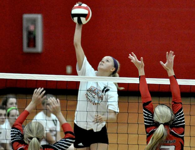 Destiny's child: Burlington's Spieker will play D1 college volleyball