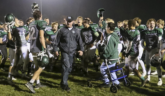 WIAA FOOTBALL: Second-half comeback carries Waterford past South Milwaukee