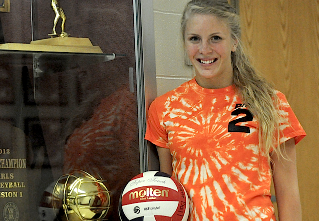 Burlington senior overcomes tragedy, injury, signs with D1 UWM