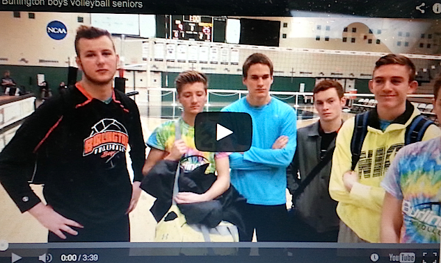 VIDEO: Burlington seniors reflect on state tournament, careers