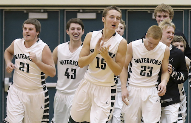PREVIEW: Waterford boys picked fourth in wide-open Southern Lakes