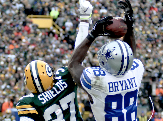 Rodgers, Packers knock off Romo, Cowboys, advance to NFC Championship