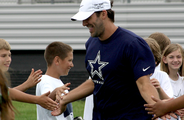 Home cooking: Character, small-town roots helped Tony Romo overcome the odds