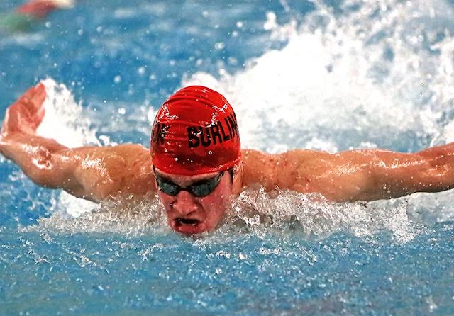 Bleser, Herman lead Burlington swimmers at Racine Case