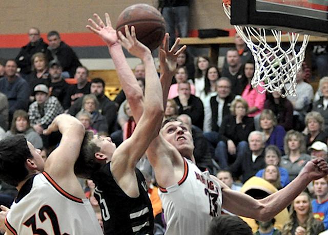 Banged-up Burlington exacts revenge on rival Waterford