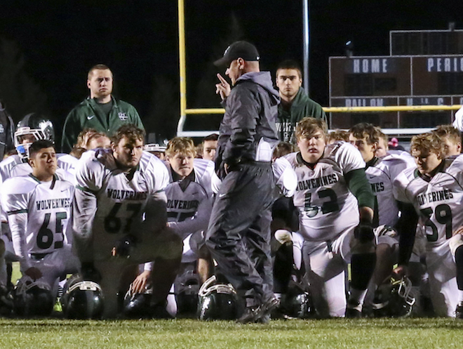 PLAYOFF PREDICTIONS: Flip of coin drops undefeated Catholic Central to No. 2 seed