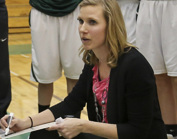 SLN ALL-AREA GIRLS COACH OF YEAR: Hometown girl turns poor start into improbable postseason run