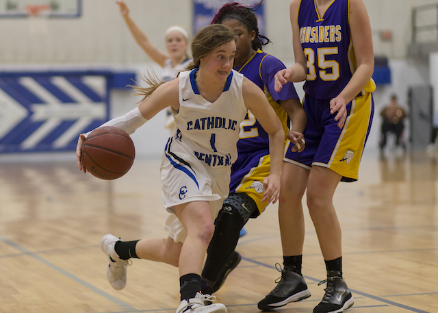 SPORTS SHORTS: Catholic Central girls struggle at home