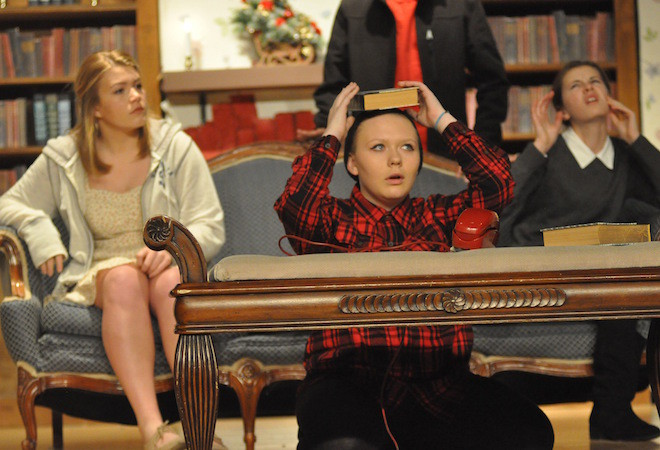 CCHS to present 'Usher — a Totally Teen Comedy'