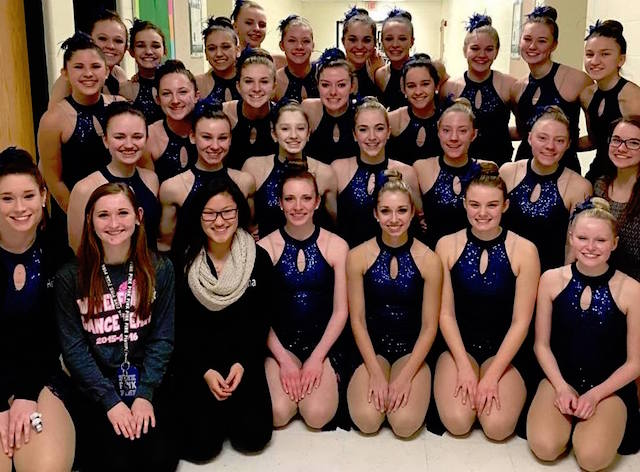 Waterford dance squad returns to state