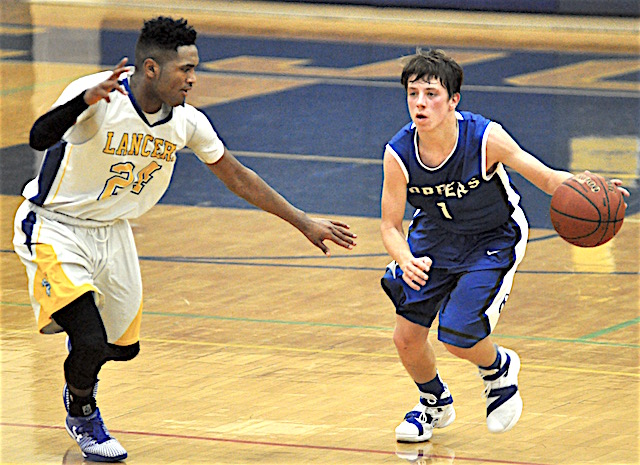 Catholic Central alone in second place after 5th straight victory