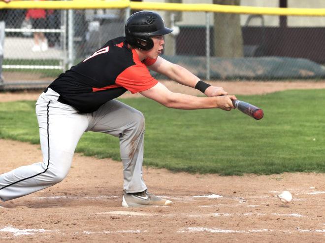 Burlington baseball enjoys 25-0 victory, softball team 6-2