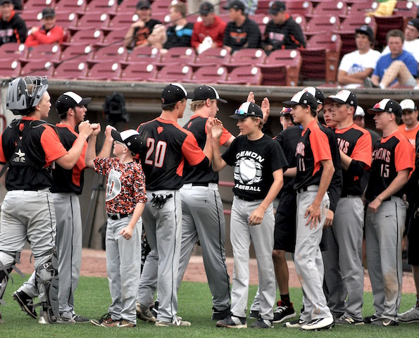 STATE BASEBALL: Burlington grounds Green Bay, will play for first-ever championship