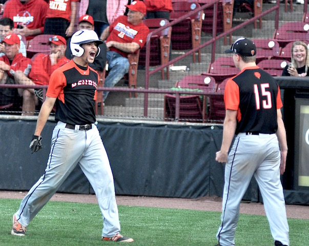 Burlington baseball state title no surprise to Southern Lakes Conference foes