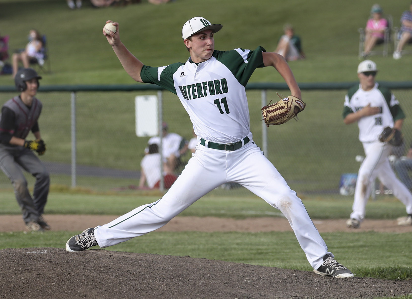 Locked and reloaded: Waterford baseball seeking conference championship