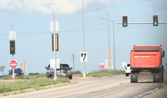 DOT to change signals on bypass