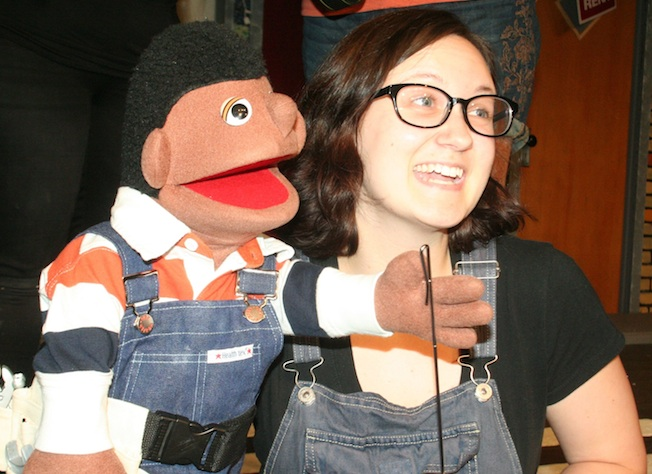 Blunt, but funny 'Avenue Q' comes to the Malt House