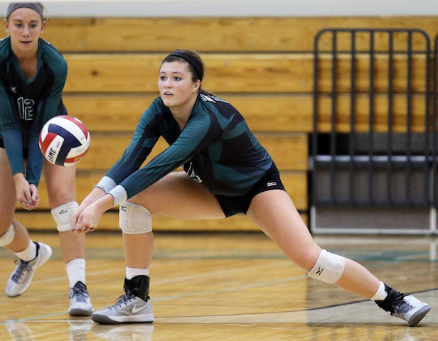 Team USA rep Grunze leads Waterford volleyball