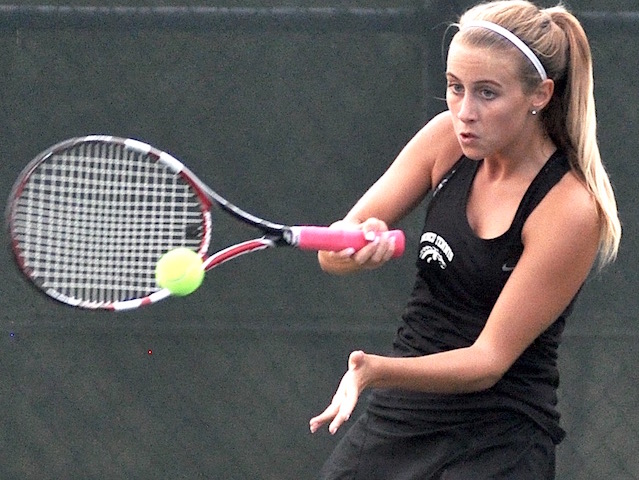 Union Grove tennis wins Racine County Invite