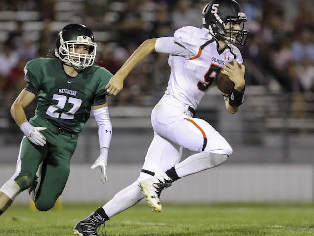 Burlington edges Westosha thanks to late clutch connection
