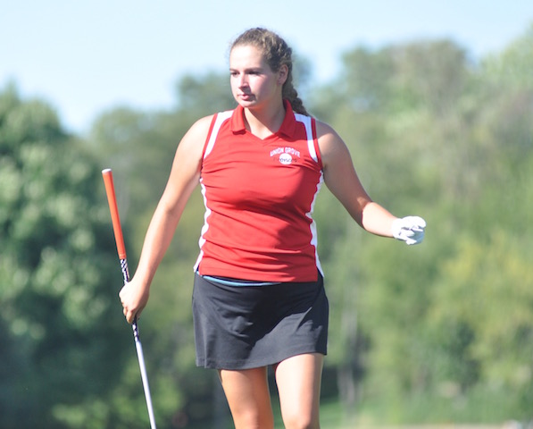 Schuster's 82 leads Broncos at Racine County Invite