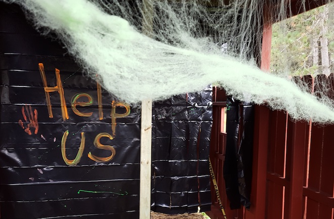 Area to host annual Halloween events