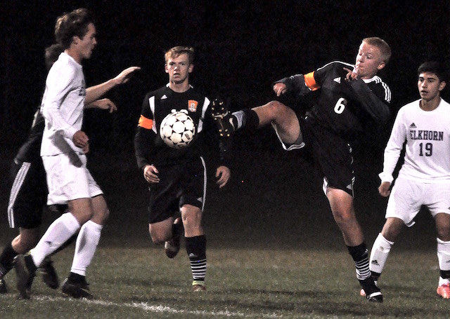 Roller-coaster season ends for Burlington soccer