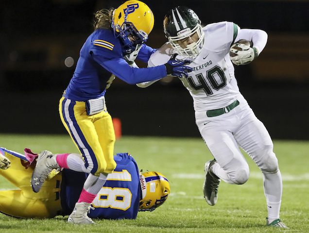 FOOTBALL PREDICTIONS: Waterford-Badger conference title tilt highlights final week