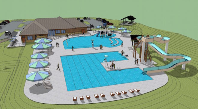 First information session for city pool proposal is tonight