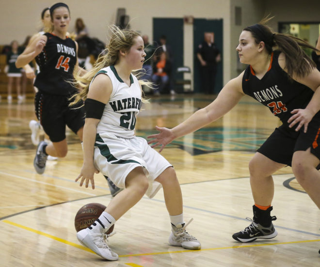 Experienced Waterford girls basketball searching for improved season
