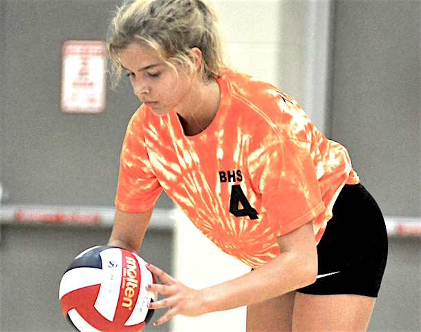 Burlington volleyball will battle for first state title since 2012