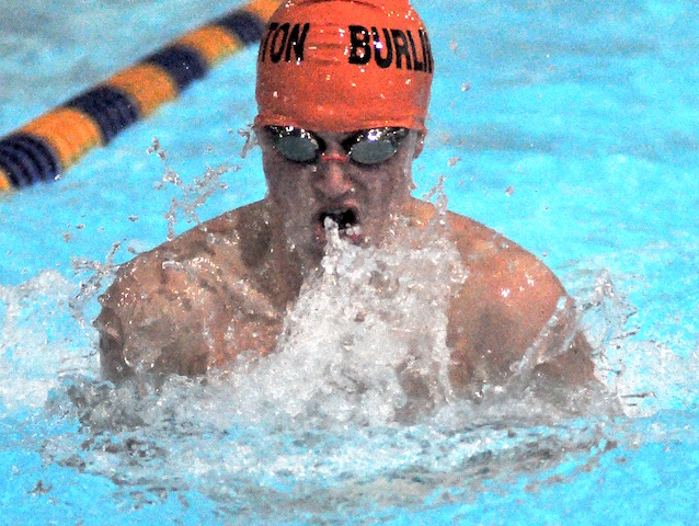 Catholic Central's Bleser, Waterford boys lead area swim squad